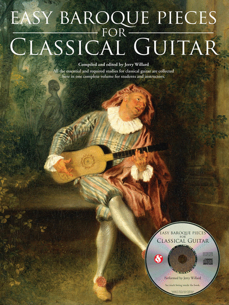 Easy Baroque Pieces for Classical Guitar