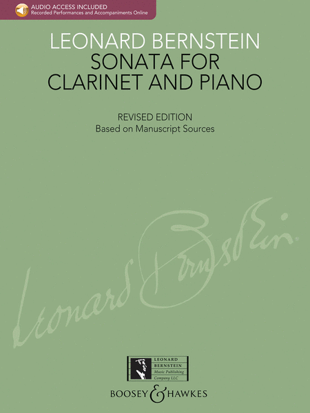 Bernstein - Sonata for Clarinet and Piano