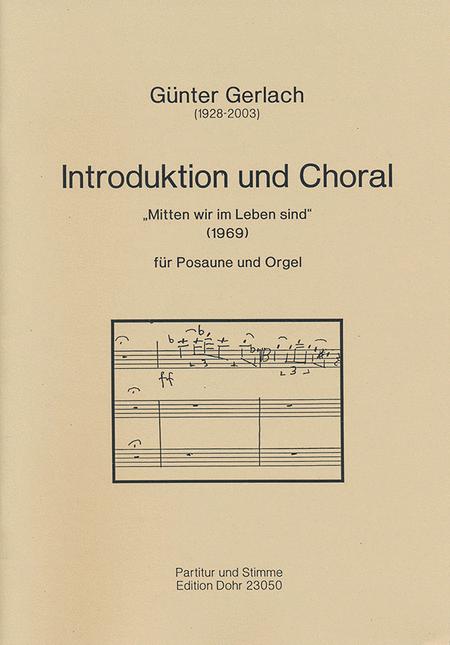 Introduktion und Choral