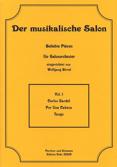 Por Una Cabeza fur Salonorchester