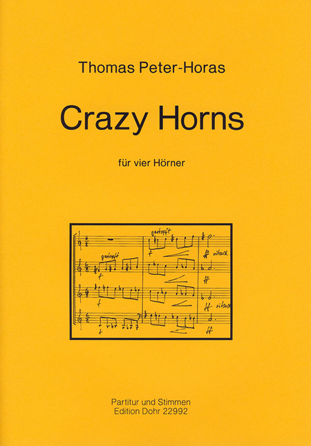 Crazy Horns / altogether 4 fur vier Horner (1995)