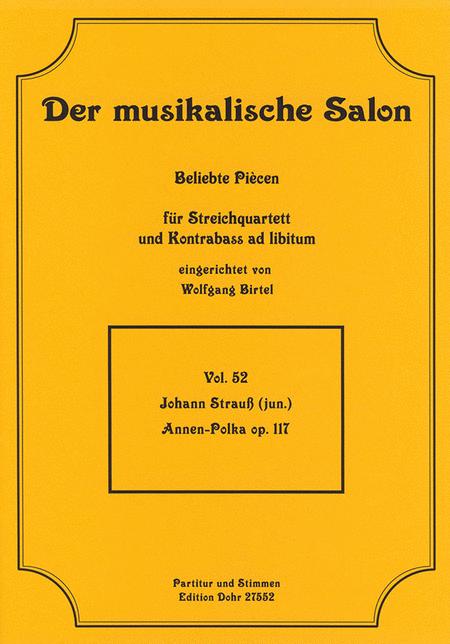 Annen-Polka op. 117