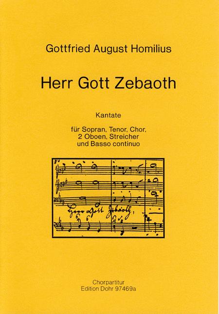 Herr Gott Zebaoth