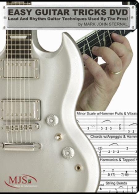 Easy Guitar Tricks (DVD)