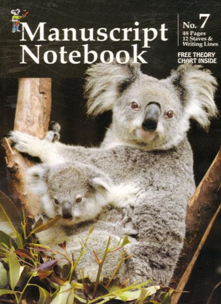 Manuscript Book No. 8 - Guitar TAB Book