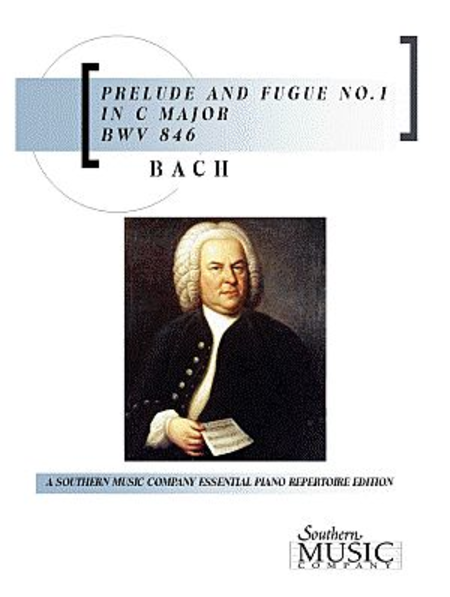 Prelude And Fugue Number 1 In C Major Bwv 846 One