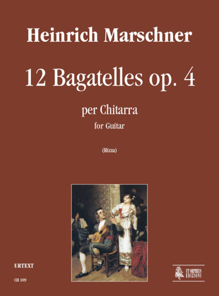 12 Bagatelles Op. 4