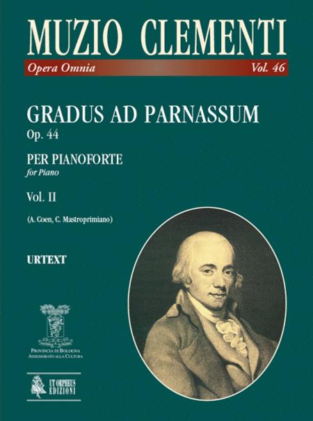 Gradus ad Parnassum Op. 44