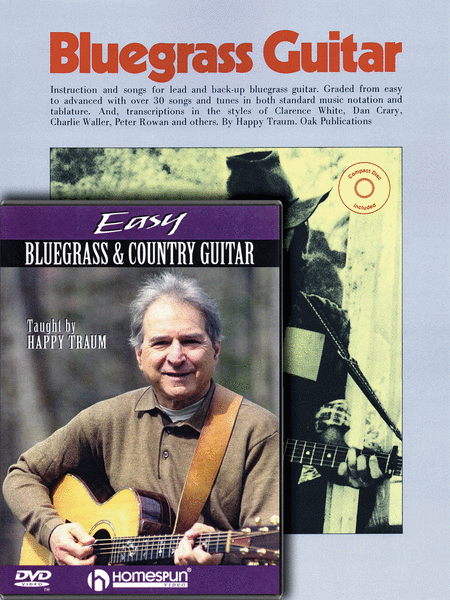 Happy Traum Bluegrass Pack