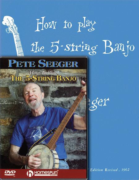 Pete Seeger Banjo Pack