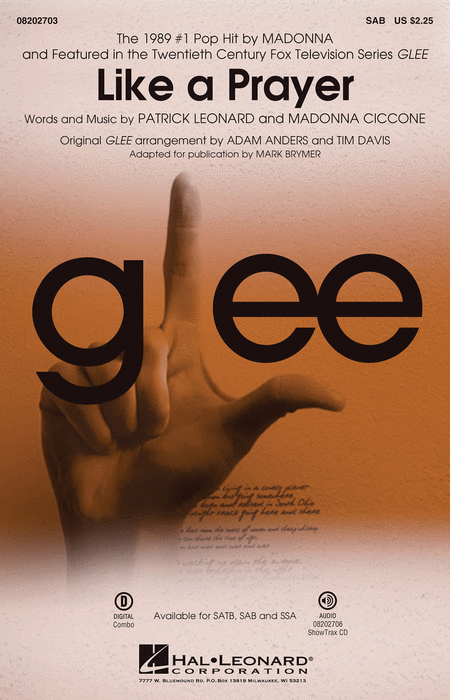 Like A Prayer (featured On Glee)