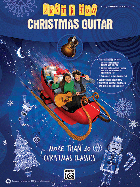 Just for Fun -- Christmas Guitar