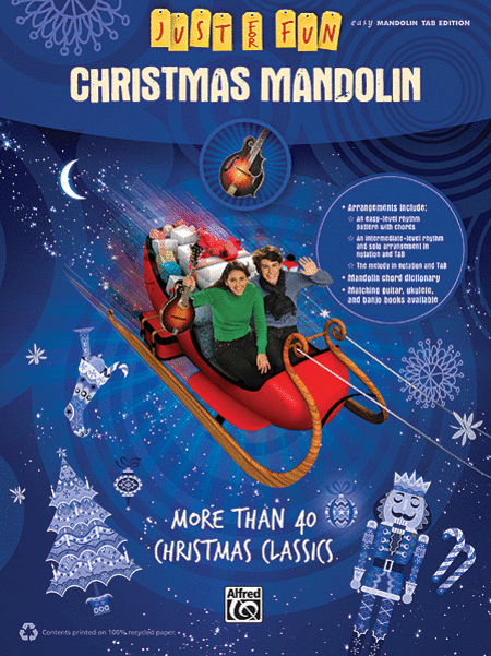 Just for Fun -- Christmas Mandolin