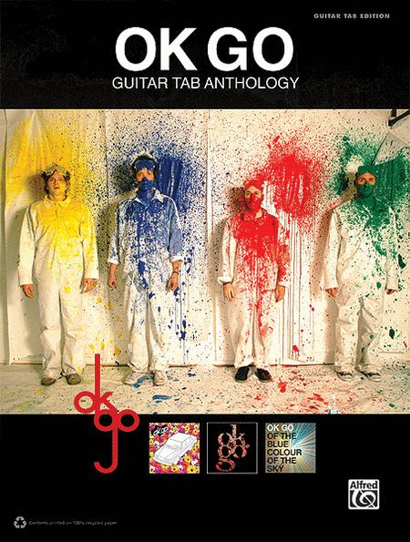OK Go -- Guitar TAB Anthology
