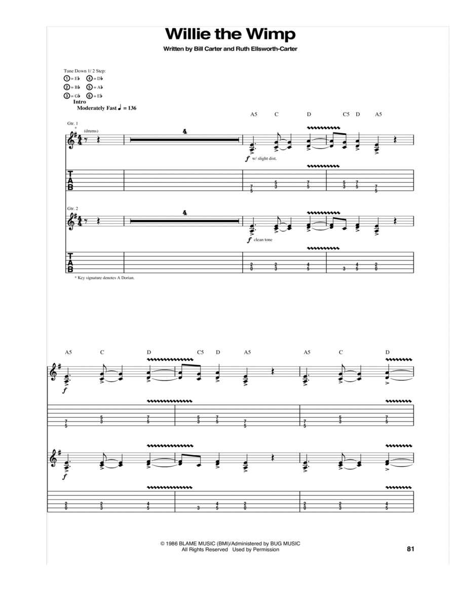 stevie ray vaughan little wing sheet music pdf