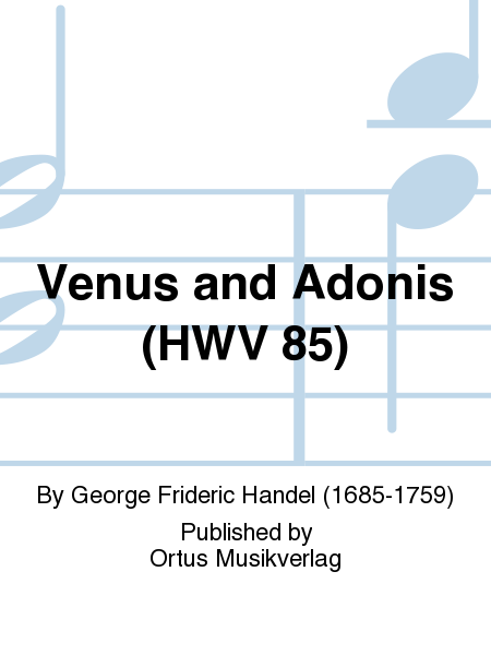 Venus and Adonis (HWV 85)
