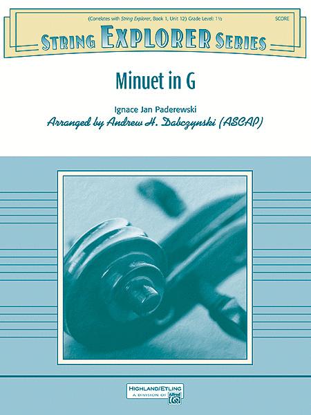 Minuet in G