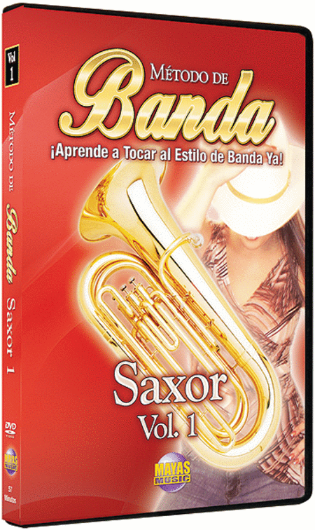 Método de Banda -- Saxor, Volume 1