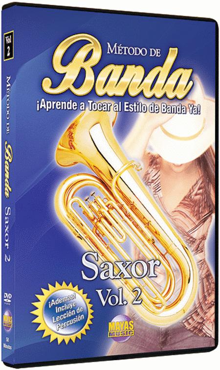 Método de Banda -- Saxor, Volume 2