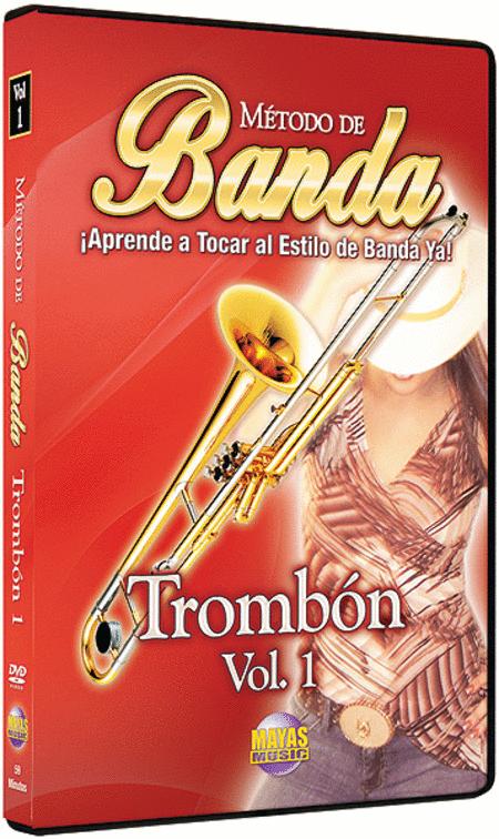 Metodo de Banda -- Trombon, Volume 1