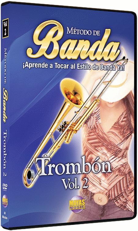Metodo de Banda -- Trombon, Volume 2