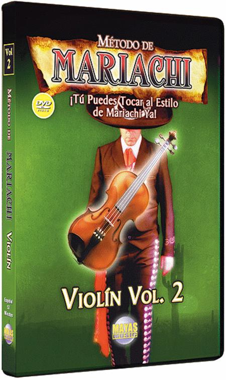 Método de Mariachi: Violín Vol. 2