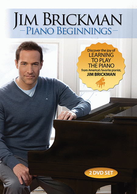 Jim Brickman -- Piano Beginnings