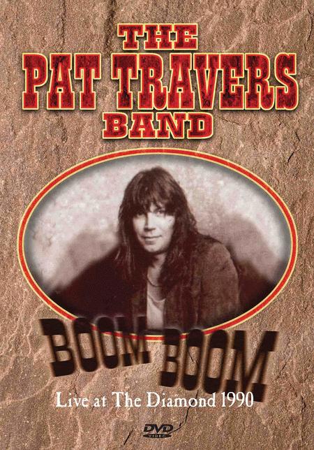 Pat Travers - Live at the Diamond: 1990