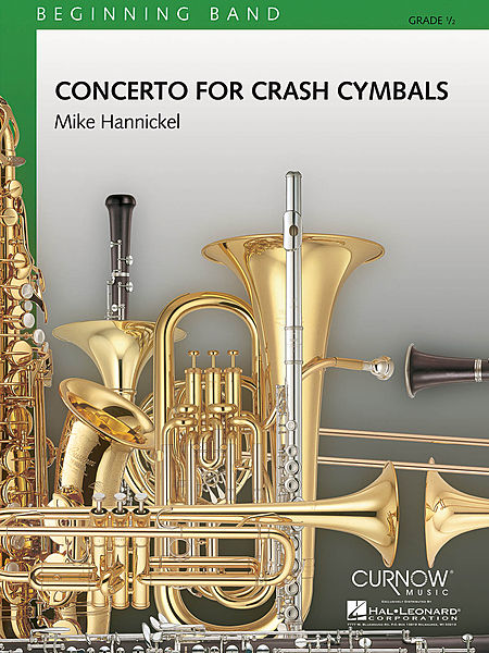 Concerto for Crash Cymbals