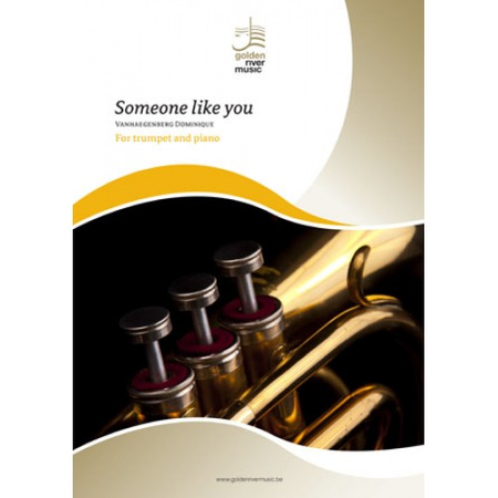 Someone like you for trumpet