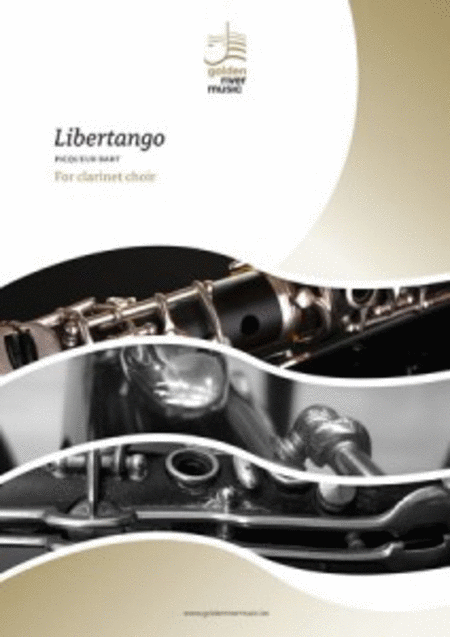 Libertango for clarinet choir