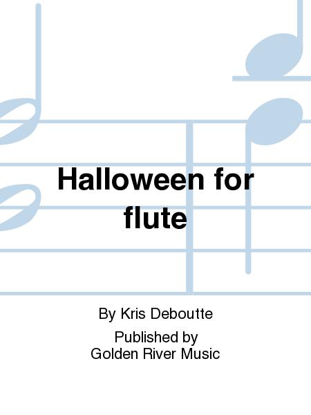 Halloween for flute