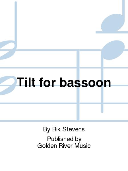 Tilt for bassoon