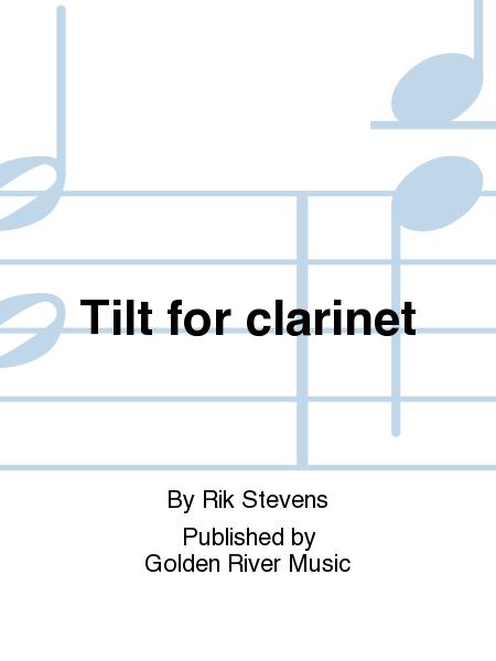Tilt for clarinet
