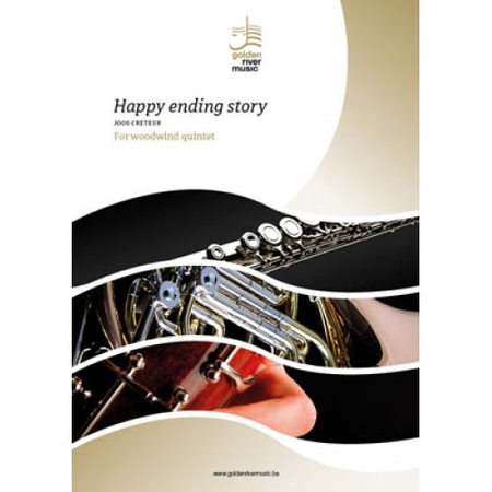 Happy ending story for woodwind quintet