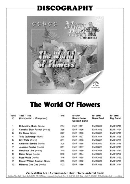 Camellia Slow Foxtrot