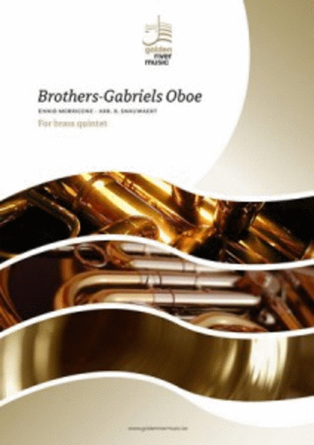Brothers & Gabriels Oboe (brass quintet)