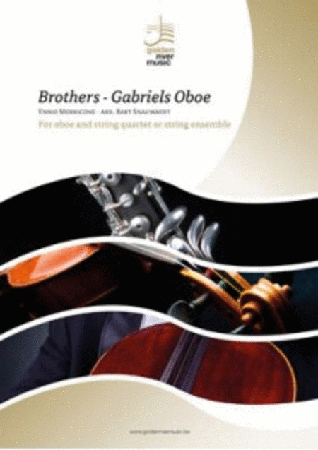 Brothers & Gabriels Oboe (for solo oboe/flute and strings)