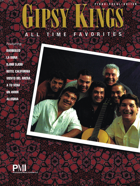 Gipsy Kings - All-Time Favorites
