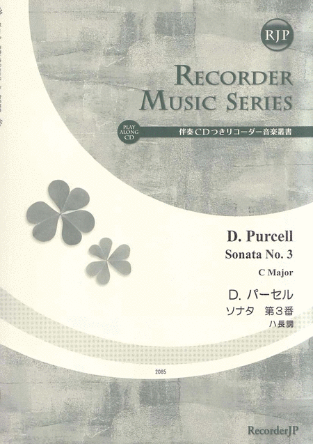 Sonata No. 3 in C Major