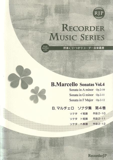 Sonatas, Vol. 4