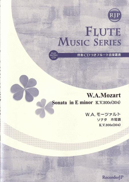 Flute Sonata in E minor, KV304