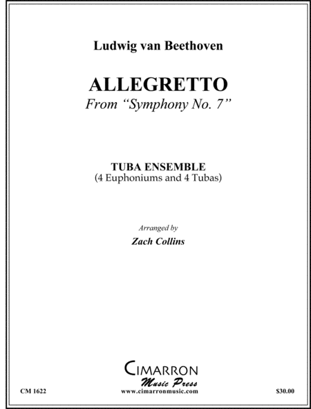 Allegretto from Symphony No. 7