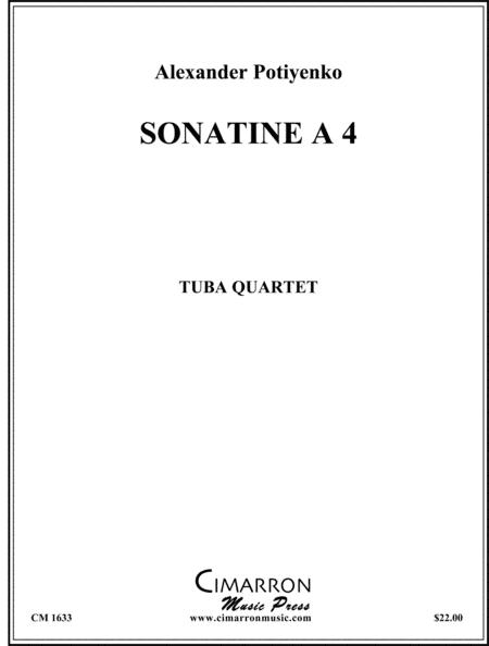 Sonatine a 4