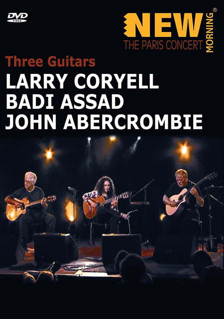 Coryell/Abercrombie/Assad - Three Guitars
