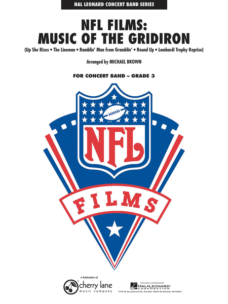 NFL Films: Music of the Gridiron