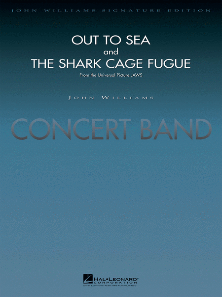 Out to Sea and The Shark Cage Fugue (from Jaws)