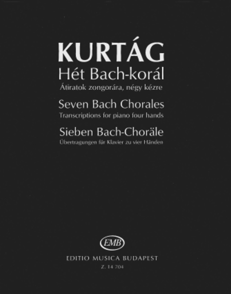 Seven Bach Chorales