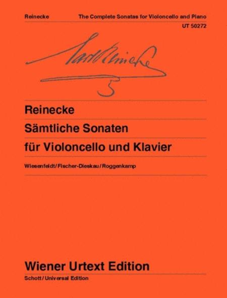 Complete Violoncello Sonatas
