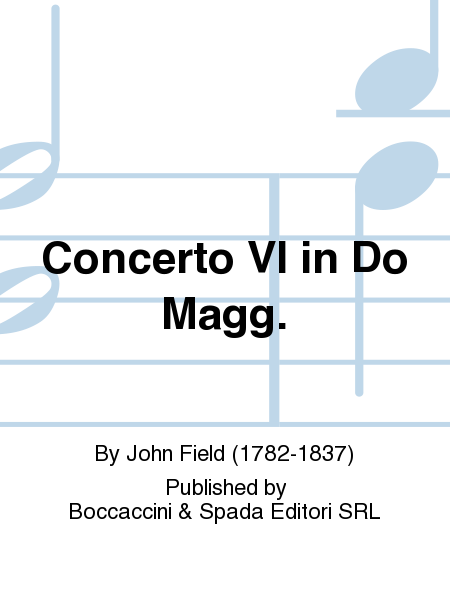 Concerto VI in Do Magg.